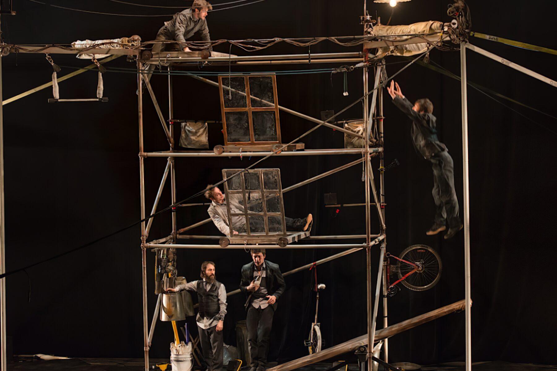 Structure de scène